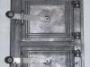 Drzwiczki kuchenne żeliwne