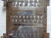 Drzwiczki nierdzewne kuchenne paleniskowe w centki