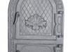 Drzwiczki paleniskowe żeliwne ozdobne